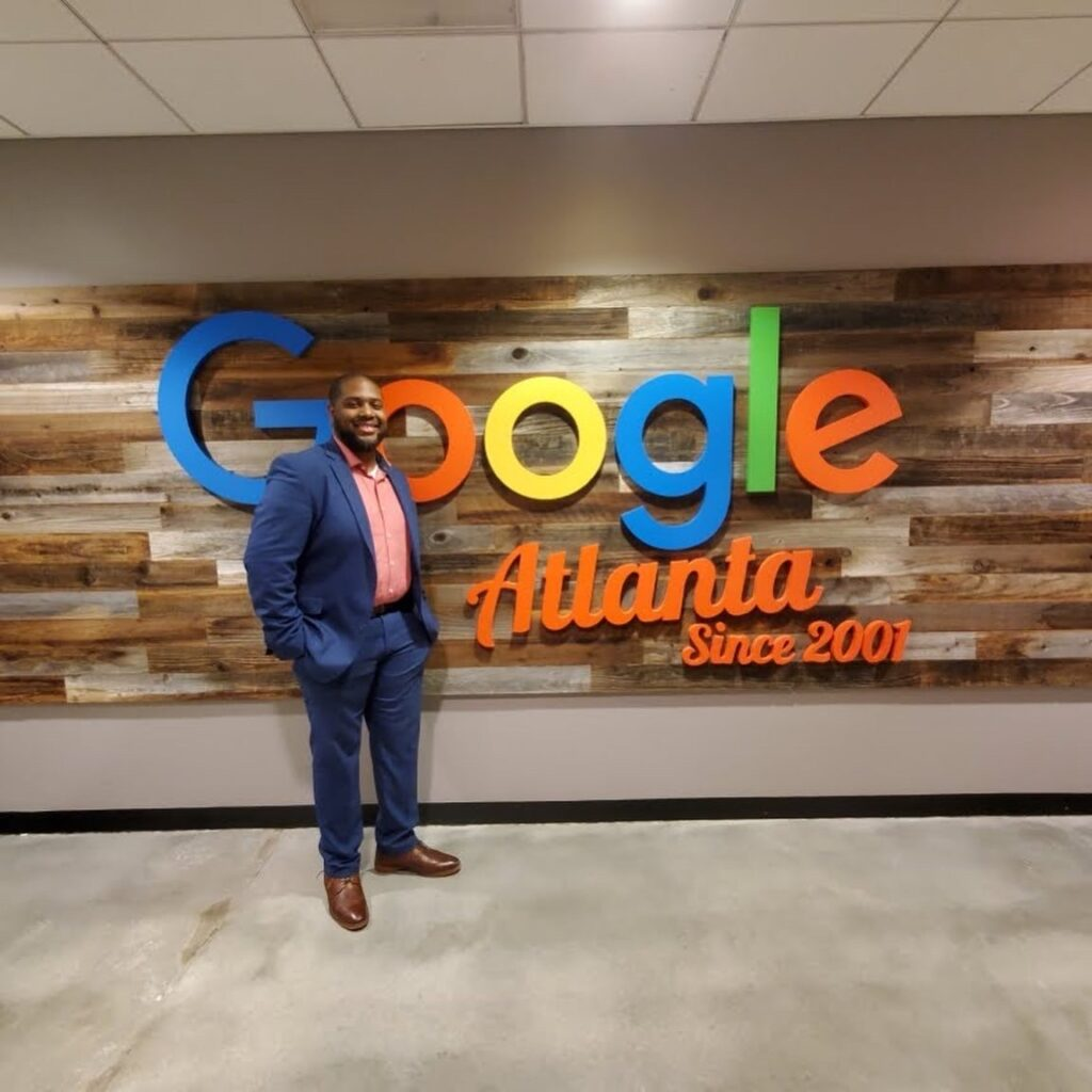 Featured by Google For Coaches Program on Instagram